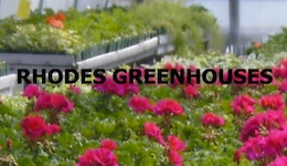 Rhodes Greenhouse and Garden Center