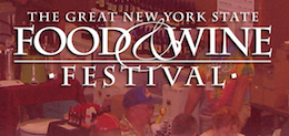 The Great New York State Food and Wine Festival